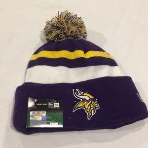 Minnesota Vikings Snow Hat